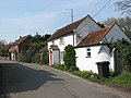 Corpusty - cottages in The Street - geograph.org.uk - 1257390.jpg