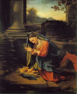 Tro och existens aktuellt jungfru maria bebadelsedag