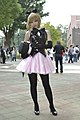 Cosplayer of Meimi Haneoka at FF15 20111029b.jpg