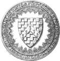 Counter Seal of Earl Thomas de Beauchamp (1344).png