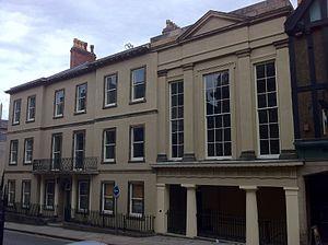 County House, Nottingham - Image: County House, High Pavement, Nottingham
