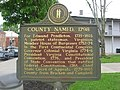 County Named, 1798 historical marker.jpg