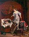 Couple in a bedroom, by Jan Steen.jpg