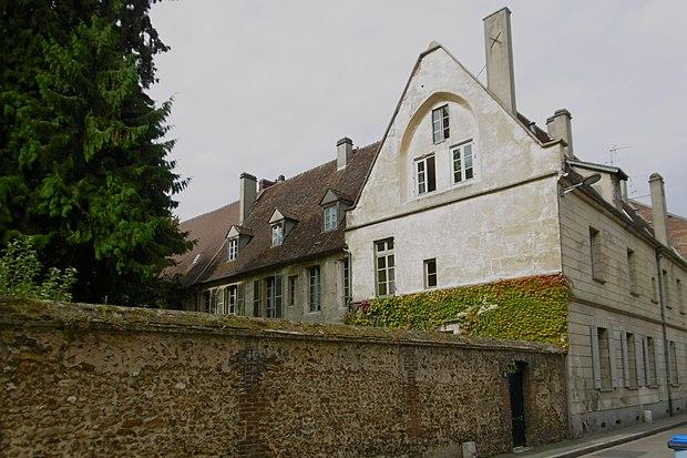 Monument historique à Évreux