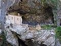 Covadonga - Cueva Santa 03.jpg