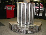 The Cray-1 is the most famous vector processor.