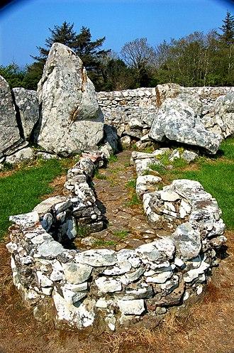 Creevykeel Court Tomb - Image: Creevykeel Court Tomb geograph.org.uk 1154367