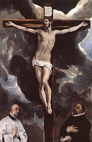 Cristo en la cruz1