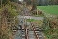 Crossing near Pen-Y-Coed - geograph.org.uk - 1560353.jpg