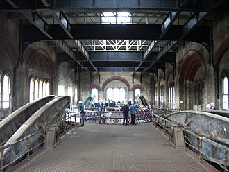 Crossness Pumping Station - Image: Crossness Steam Engines