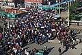 Crowds passing Shoupakou after Z66 (20180502074238).jpg