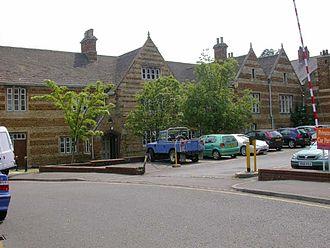 Wellingborough - Wellingborough Croyland Abbey