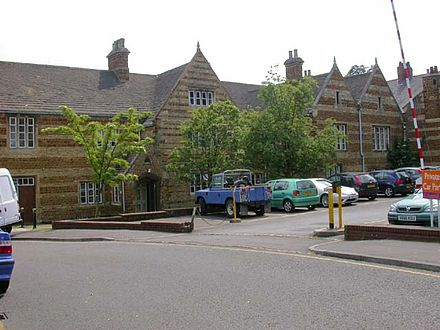 List Of Places In Northamptonshire Wikivisually