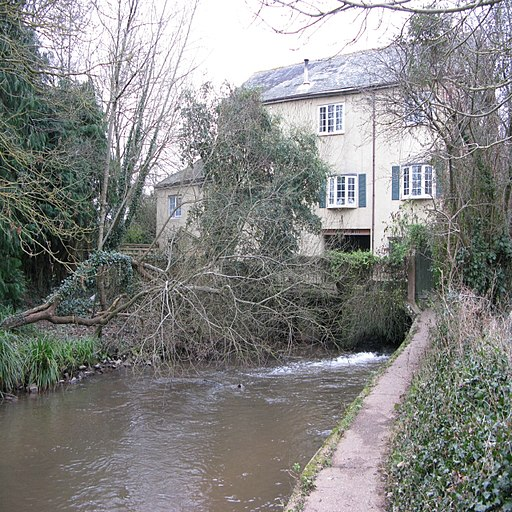 Cullomptons Lower Mill - geograph.org.uk - 1097194