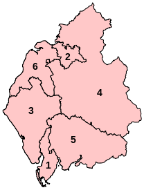 Post-2010 Boundaries