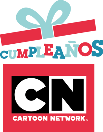 Cartoon Network (Latin America) - Image: Cumpleaños Cartoon Network
