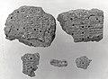 Cuneiform tablet- Akkadian synonym list, Malku=sharru, tablet 3 MET ME86 11 371.jpg