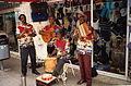 Curaçao, Willemstad, Street musicians (02).jpg