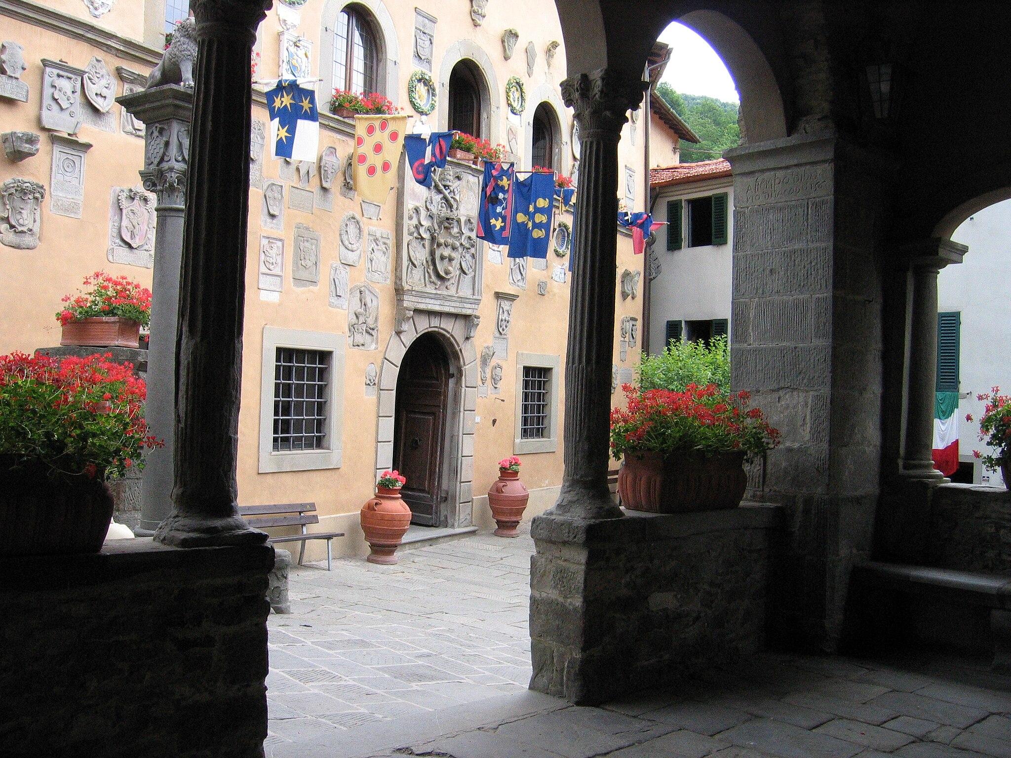Cutigliano - Palazzo Pretorio