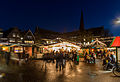 Dülmen, Marktplatz, Weihnachtsmarkt -- 2013 -- 5.jpg