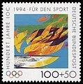DBP 1994 1719 Sporthilfe Olympische Flamme.jpg
