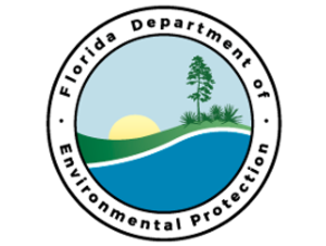 Florida Department of Environmental Protection - FDEP logo