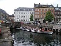 Canal Tours Copenhagen Ved Stranden