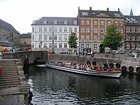 Canal Tours Copenhagen Netto