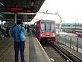 DLR train at Canning Town - geograph.org.uk - 701683.jpg