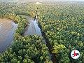 DORIAN 2019.09.06 Sampson Rowan Rd Six Mile Creek (48693195271).jpg