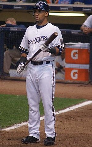 Jody Gerut - Gerut with the Milwaukee Brewers