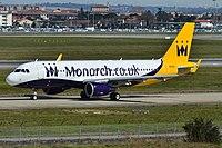 F-WWBZ - A320 - Yute Air