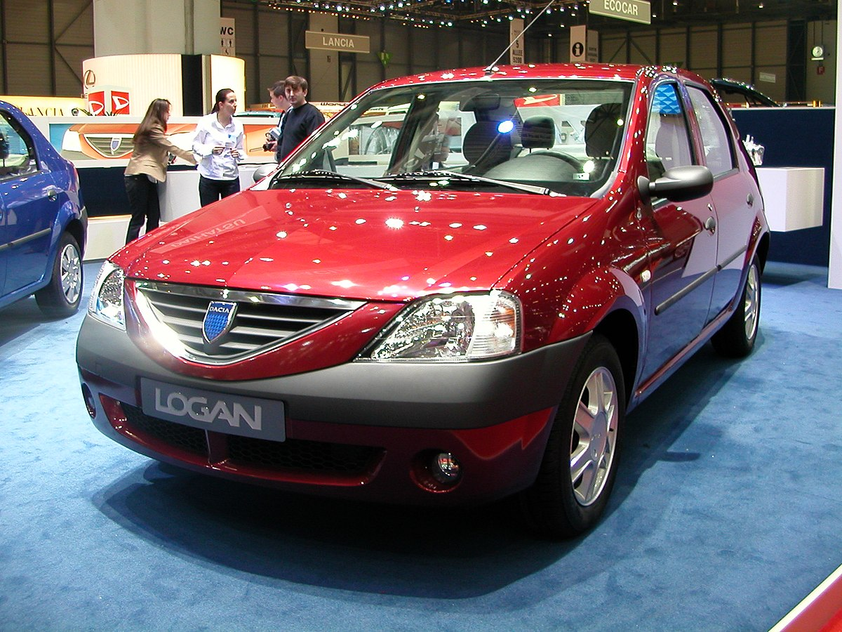 Dacia Logan – Wikipedia