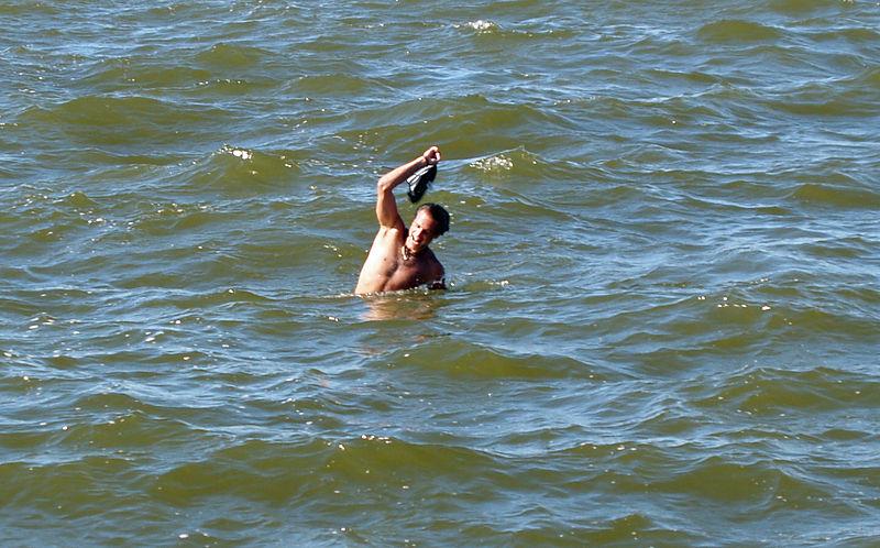 File:Dan sheds his bathing suit to skinny dip (2823509197).jpg