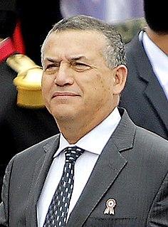 Daniel Urresti Peruvian politician and officer