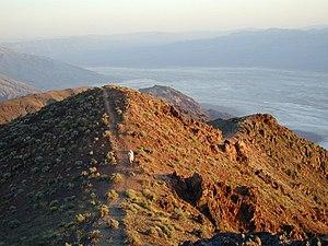 Black Mountains (California) - Image: Dantes View 1