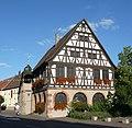 Das alte Rathaus stammt aus dem Jahr 1558. - panoramio.jpg