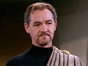 "David Opatoshu - David Opatoshu in Star Trek TV series, in the episode ""A Taste of Armageddon"", as Anan 7"