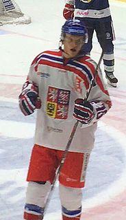 David Kämpf Czech ice hockey player