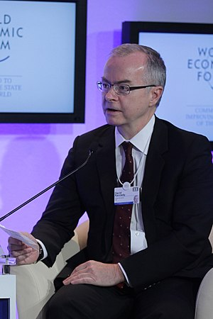David Kennedy (jurist) - Image: David Kennedy World Economic Forum Special Meeting on Economic Growth and Job Creation in the Arab World