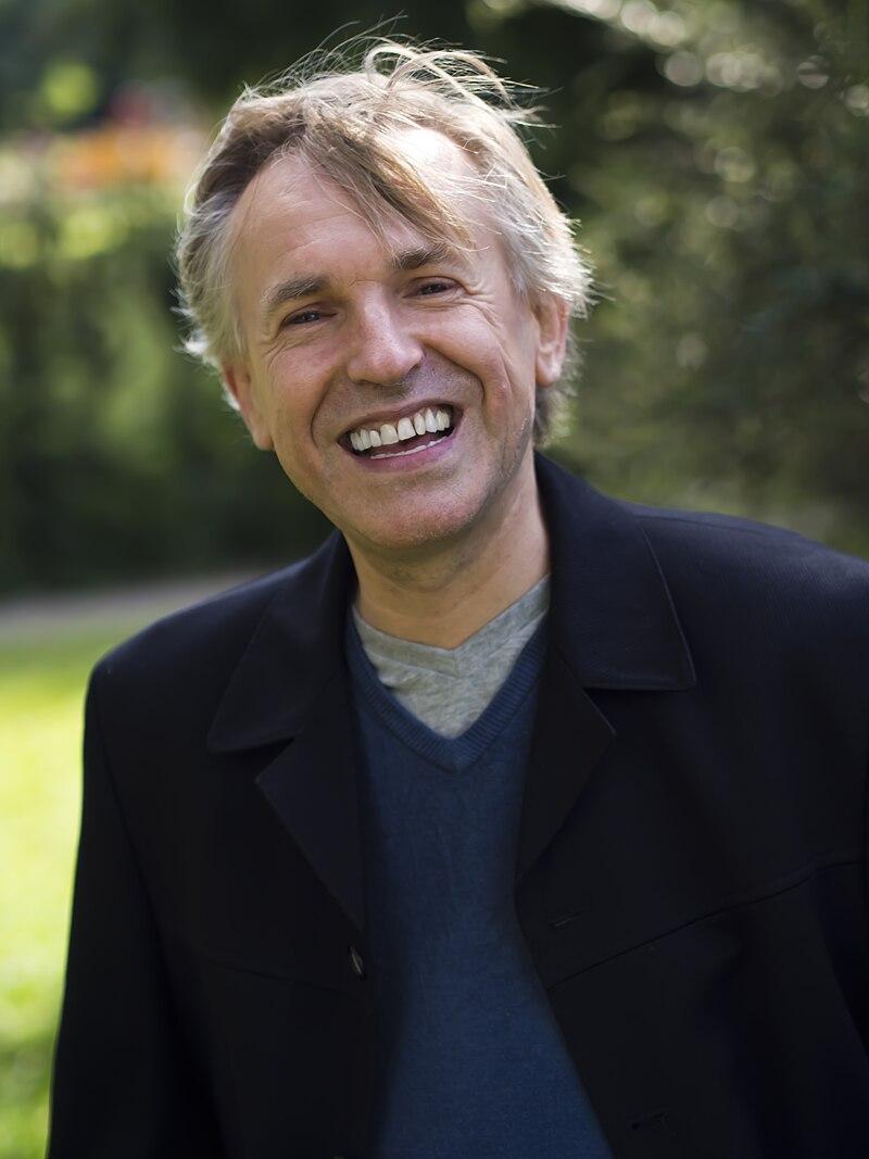 David Pearce (transhumanist), September 2013.jpg