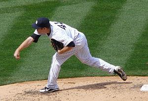 David Phelps (baseball) - David Phelps' pitching motion