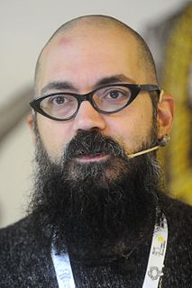 Davide Cali Italian writer (born 1972)