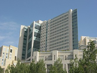 Hadassah Medical Center - Davidson Tower, 2012