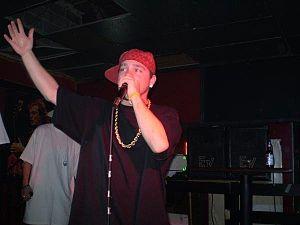 Music of Omaha - DavieBoi Playin Concert in 2008