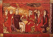 Debate between Catholics and Oriental Christia...