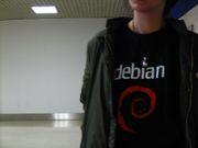 Usuaria de Debian