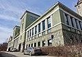 Deichmanske bibliotek Public Libarary, Arne Garborgs plass, Hammersborg (Nils Reiersen 1933) Oslo, Norway 2019-03-28 DSC00760.jpg