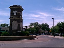 Delano Clocktower
