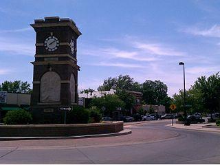 Delano, Wichita, Kansas Neighborhood in Sedgwick, Kansas, United States